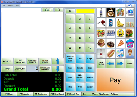 Corner Store Point Of Sale Free Pos System No Credt